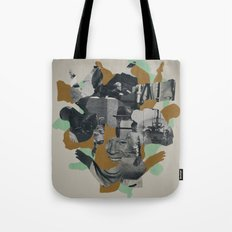 A Relapse in Consciousness Tote Bag