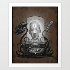 Accursed Inspiration Art Print