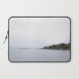Arrival at the isle of Skye Laptop Sleeve