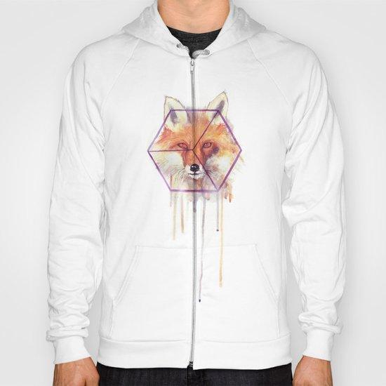 Bonjour Fox!! Hoody