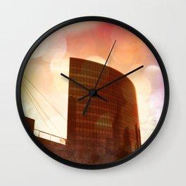 Hartford CT: Phoenix Building Wall Clock