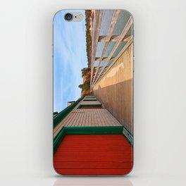Basin Head Beach Boardwalk iPhone Skin