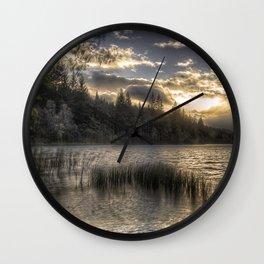 Loch na h-Àirde Wall Clock