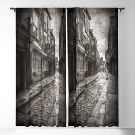 Ghostly Shambles York Vintage Blackout Curtain
