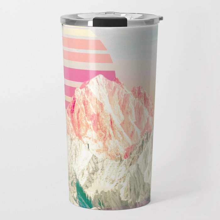 Mt. Retro Travel Mug