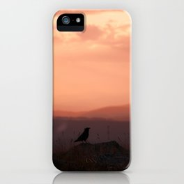 Landscape with companion iPhone Case