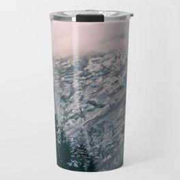 Moody Lake Bohinj Travel Mug
