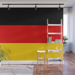 National flag of Germany Wall Mural