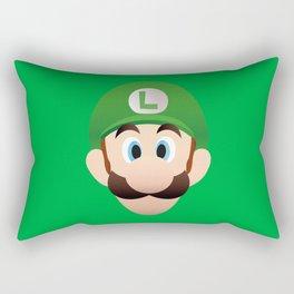Luigi Rectangular Pillow