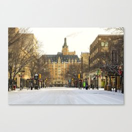 Bessborough Hotel Canvas Print