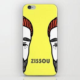 Zissou #2 iPhone Skin