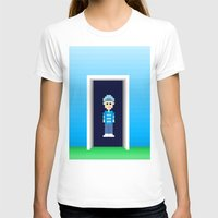 portal T-shirts featuring Portal by Nick's Pix