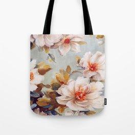 FLORAL - 7218/1 Tote Bag