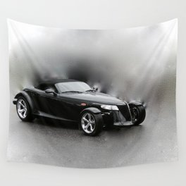 Plymouth Prowler Wall Tapestry
