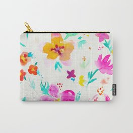 A Little Tropical Carry-All Pouch
