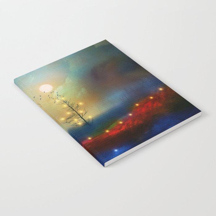 A beautiful Christmas Notebook