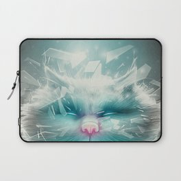 Baron Philip Von Glass Laptop Sleeve