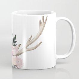 watercolor horns Coffee Mug