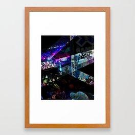 Wiz Framed Art Print
