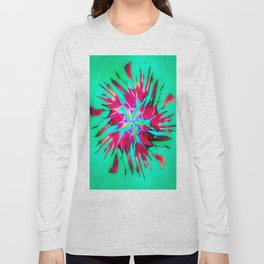 shatter , explode break to pieces Long Sleeve T-shirt