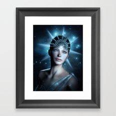 Starlight Beauty Framed Art Print