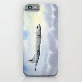 P-3 Orion Aircraft iPhone Case