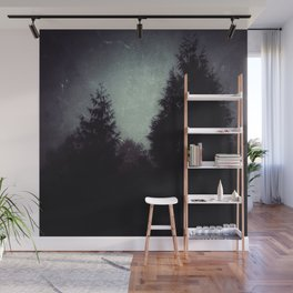Beyond the Pines Wall Mural