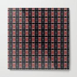 Pattern#4 Metal Print