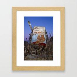 Garvey Framed Art Print