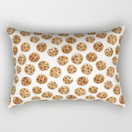 Watercolor Cookies Rectangular Pillow