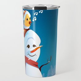 Join the spirit of Christmas Travel Mug