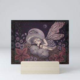 Fairy Dreaming Mini Art Print