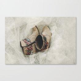 Anti Bride Canvas Print