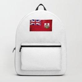Bermuda Flag design | Bermudian design Backpack
