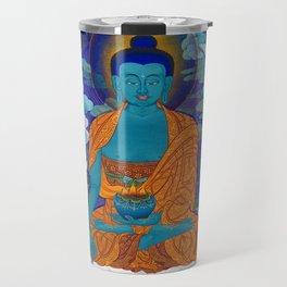 Medicine Buddha Travel Mug