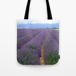 Lavander Tote Bag