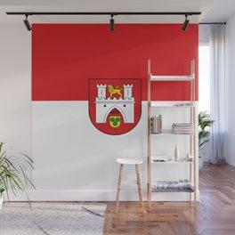 flag of Hanover or Hannover Wall Mural