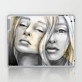 """Reflection II"" by carographic Laptop & iPad Skin"