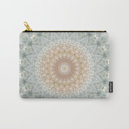Mandala Snow Queen Carry-All Pouch