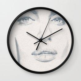 Angelina  Wall Clock