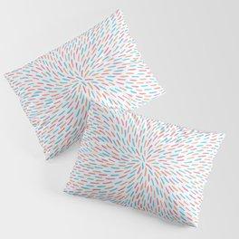 Circle Murmuration Pillow Sham