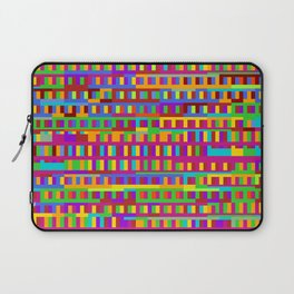Beethoven Moonlight Sonata (Rainbow Hues) Laptop Sleeve