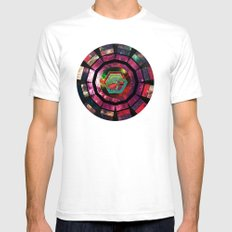Cosmos MMXIII - 12 Mens Fitted Tee White SMALL