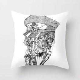 Opressor Throw Pillow