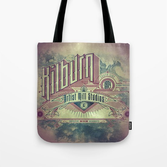 Kilburn Mill Studios Tote Bag