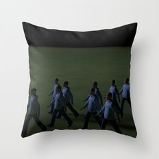 Boys_Series_n°2 Throw Pillow
