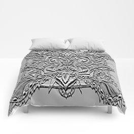 Divine Intention 6: Black & White Comforters