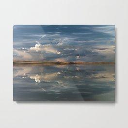 Lake Abert Metal Print