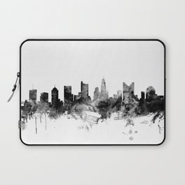 Columbus Ohio Skyline Laptop Sleeve