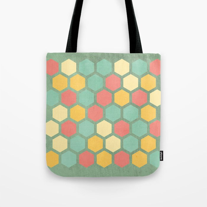 Summer bees, makes me feel fine Tote Bag